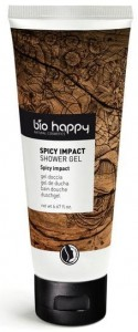Bio Happy Żel pod prysznic SPICY IMPACT SHOWER GEL 200 ml