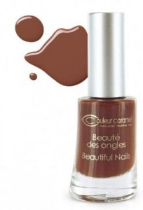 Couleur Caramel lakier do paznokci 10 Matt Chocolate